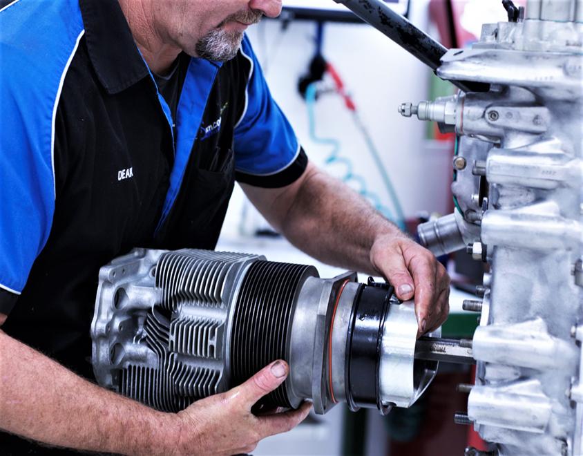 Engine Overhauls | Suncoast Aero